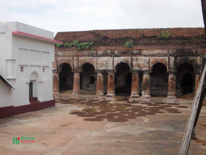 বিথঙ্গল আখড়া, হবিগঞ্জ